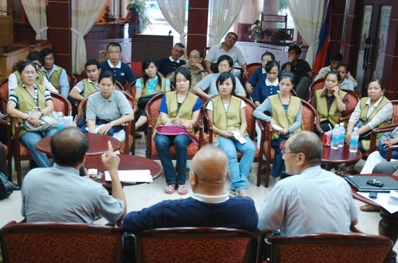 Promoting Tzu Chi Spirit in Phnom Penh