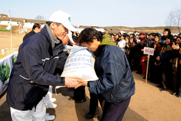 Humanitarian Aid to Ease Winter Famine in N. Korea