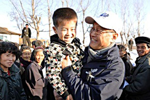 Tzu Chi to Conduct Largest Aid Operation in North Korea