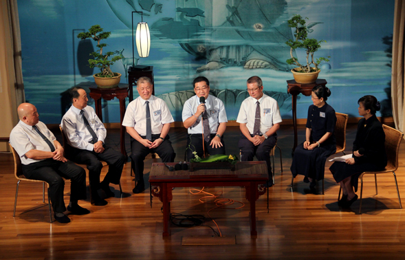 Tzu Chi Spirit Alive and Strong among Entrepreneurs