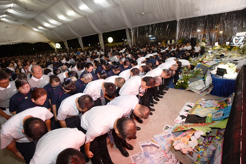 Tzu Chi Singapore Remembers a Founding Father