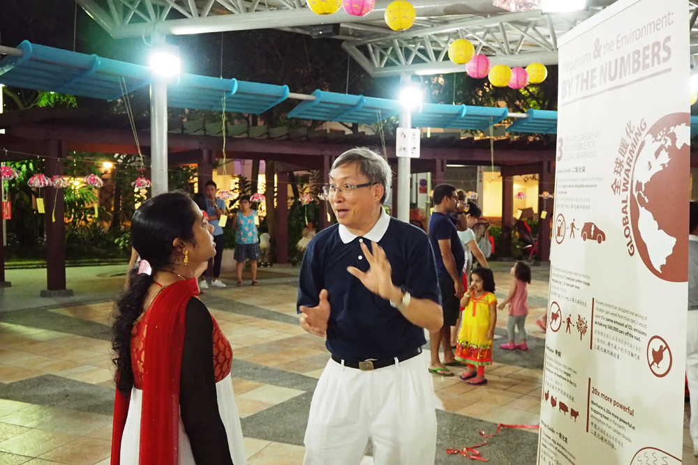 Promoting Ethical Eating During Mid-Autumn Festival Celebration