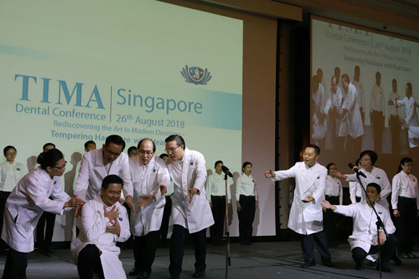 The First TIMA Dental Conference on Humanistic Medicine