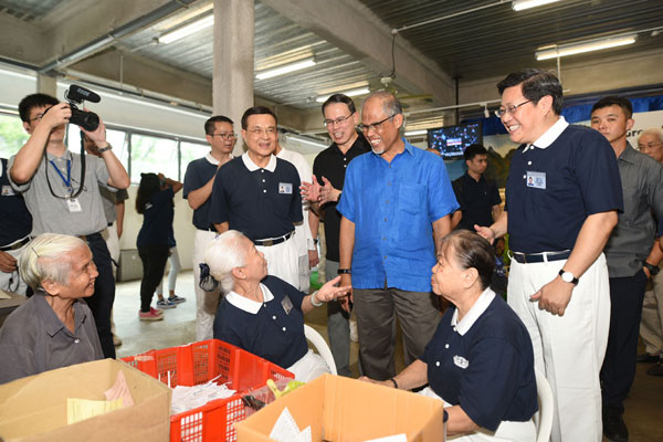 Tzu Chi Launches Newly Revamped Eco-Awareness Centre