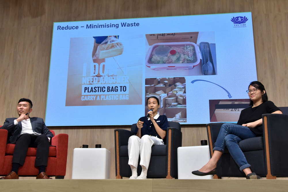 Youth Webinar Panellists Share Practical Ways to Reduce Plastic Pollution