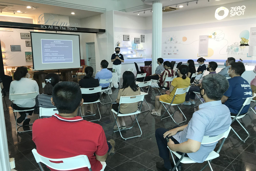 Tzu Chi Singapore Entrepreneur Association in Actions